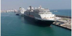 Statistiche MedCruise: 25,9 milioni di passeggeri nei porti membri nel 2017