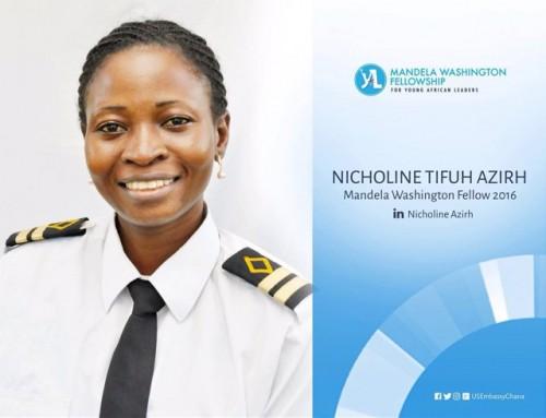 Nicholine Tifuh Azirh, Celebrity Cruises