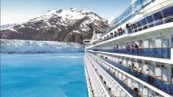 Princess Cruises: la rinnovata Golden Princess da Singapore all'Alaska per la prima volta nella storia del brand