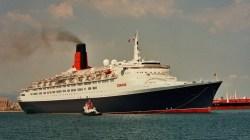 Cunard Line: speciale crociera a bordo di Queen Elizabeth in occasione del 50° compleanno dell'iconica QE2