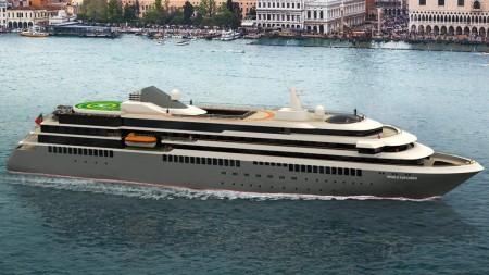 La compagnia tedesca Nicko Cruises pronta al debutto nelle crociere marittime entro il 2019