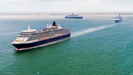 Cunard: Queen Elizabeth farà rotta verso l'Alaska nel maggio 2019