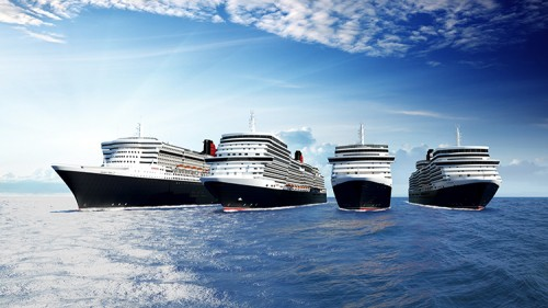 Cunard nuove navi