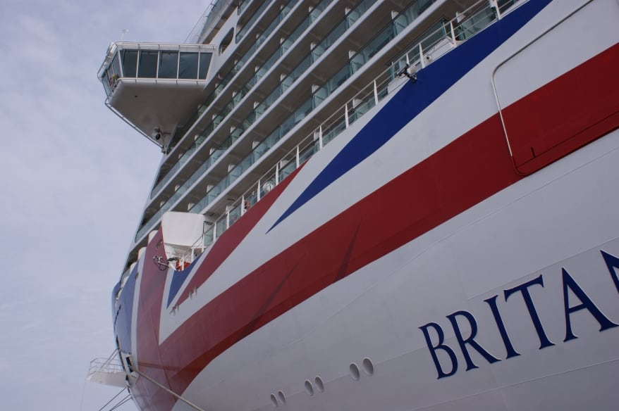 """P&O Britannia: il """"British"""" alla portata di tutti"""