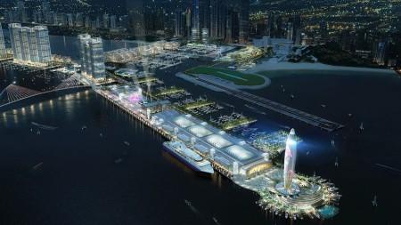 A Dubai il progetto per la costruzione di un secondo maxi terminal crociere