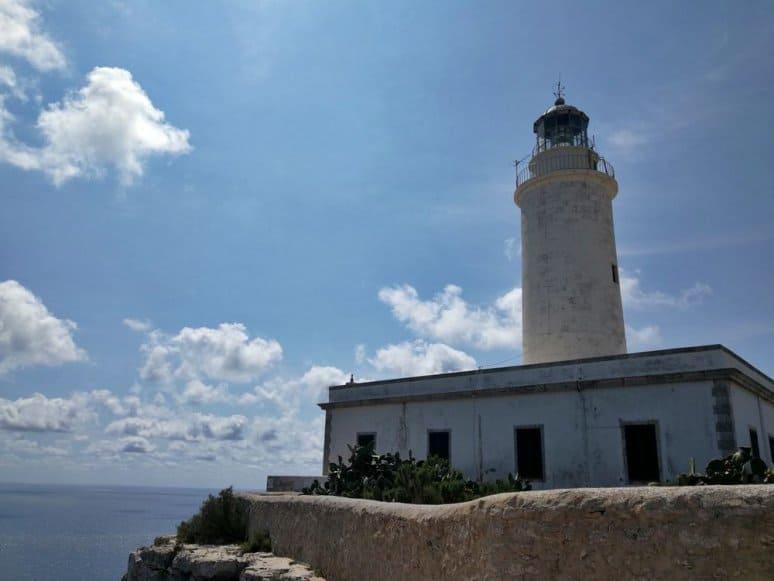Faro de la Mola, Formentera
