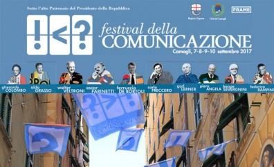Costa Crociere main partner a Camogli del Festival della Comunicazione 2017
