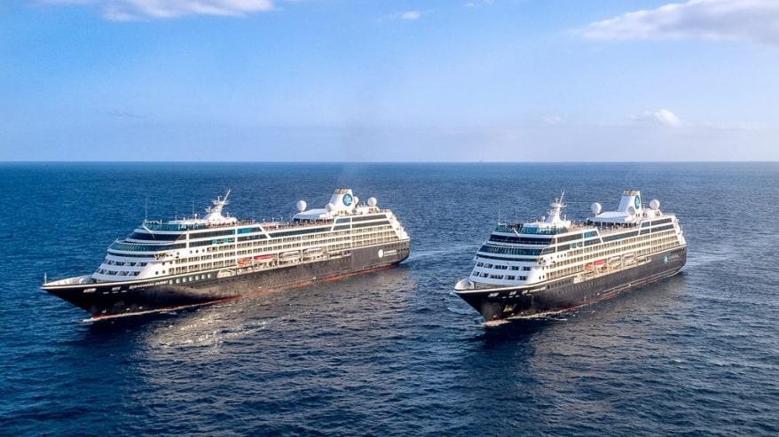 Azamara Club Cruises: nell'agosto 2018 il debutto di Azamara Pursuit, terza unità della compagnia