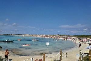 Formentera, Playa de Ses Illetes