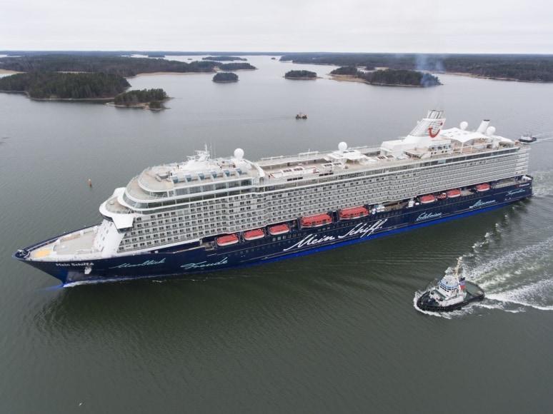 Mein Schiff 6 Meyer Turku