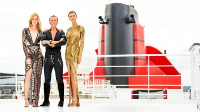 Cunard Line: seconda Transatlantic Fashion Week a bordo di Queen Mary 2, tra sfilate ed eventi dei principali brand mondiali