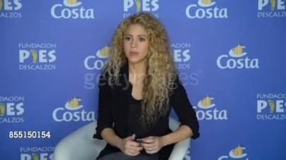 Partnership Costa Crociere Foundation-Pies Descalzos per la costruzione di una scuola in Colombia. L'intervista a Shakira