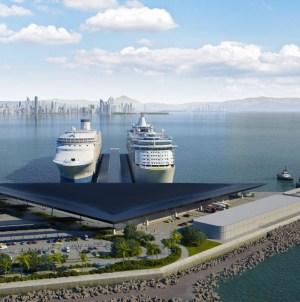 Crociere a Panama: al via la costruzione dell'Amador Cruise Terminal di Panama City