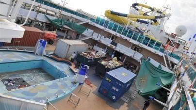 VIDEO: Carnival, membro di equipaggio firma il video reportage del drydock di Carnival Dream. Migliaia di visualizzazioni in pochi giorni