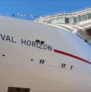 Carnival Cruise Line: i disegni dei bambini dell'ospedale St. Jude coloreranno l'atrio di Carnival Horizon