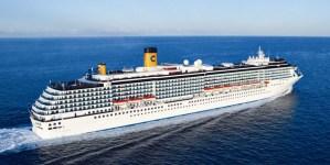 """Costa Crociere porta a Genova un 'Bastimento carico di Felicità"""". Il 15 ottobre a bordo di Costa Mediterranea"""