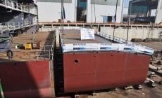 Fincantieri, al via i lavori ad Ancona per la sesta nave da crociera Viking