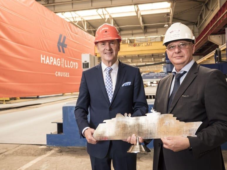 Hanseatic Inspiration, Hapag-Lloyd Cruises 2