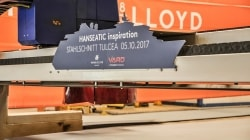 Hapag-Lloyd Cruises: taglio della prima lamiera in Romania per la nuova Hanseatic Inspiration