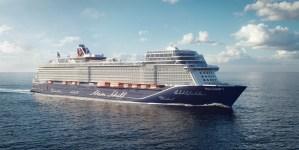 TUI Cruises: posa della chiglia per Mein Schiff 2, seconda unità di prossima generazione del brand