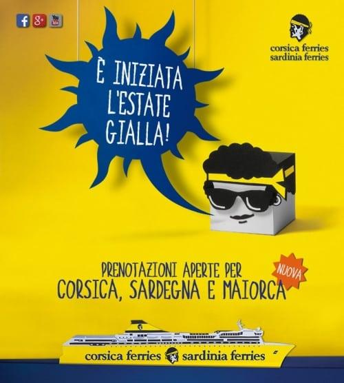 Prenotazioni aperte per Corsica_Sardegna_Maiorca