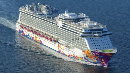 Dream Cruises: consegnata World Dream, nuova ammiraglia del brand asiatico