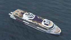 Celebrity Cruises celebra la posa della chiglia della nuova Celebrity Flora