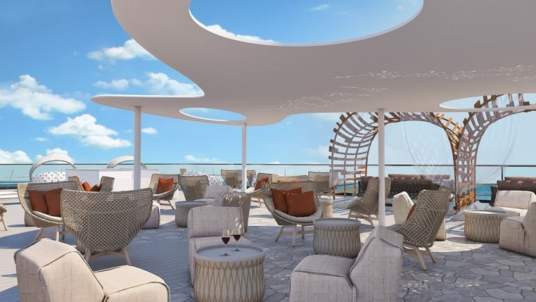 Celebrity Flora, Celebrity Cruises, The-Vista