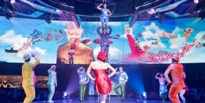 MSC Crociere: dietro le quinte della partnership con il Cirque du Soleil