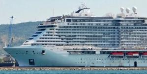 Fincantieri: tutto pronto per il debutto di MSC Seaside. Oggi la consegna a Monfalcone alla presenza di Sergio Mattarella