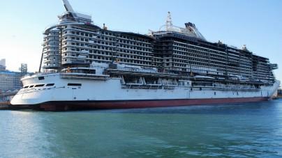 Trieste, sicurezza dimenticata: festa ridotta per MSC Seaside?