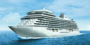 Regent: al via presso Fincantieri Ancona la costruzione di Seven Seas Splendor. Ieri il taglio della prima lamiera