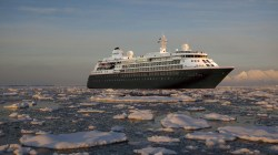 Silversea Expeditions: completato il refitting di Silver Cloud in nave da spedizione polare