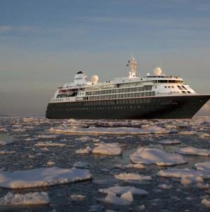 Silversea Expeditions: Silver Cloud costretta ad annullare l'itinerario inaugurale per problemi tecnici. Pieno rimborso ai passeggeri