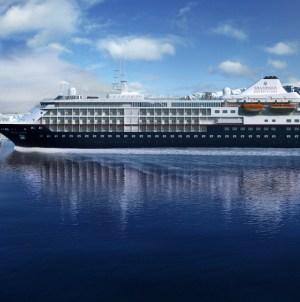 Silver Cloud debutta in Antartide dopo la conversione in nave da crociera di spedizione