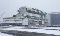 AIDA Cruises: nuove immagini di AIDAnova in arrivo da Papenburg