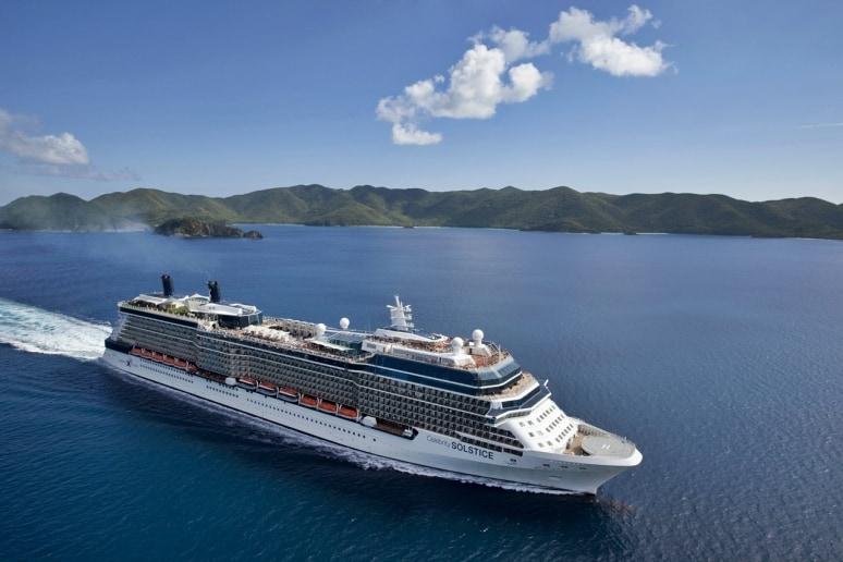 Celebrity Solstice, Celebrity Cruises, Caraibi