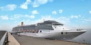 Costa Asia: nel 2018 il posizionamento di Costa Atlantica a Shenzhen, nella Cina meridionale