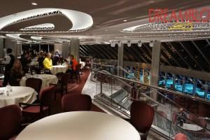 Yacht Club, Restaurant