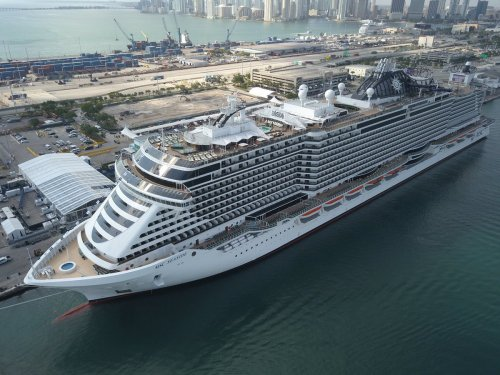 MSC Seaside, MSC Crociere, Miami