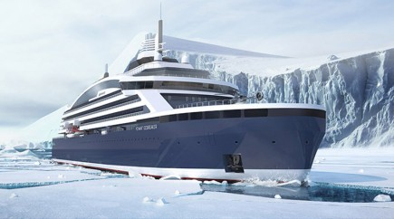 A VARD la commessa per la prima nave da crociera artica a LNG per Ponant