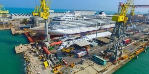 Fincantieri e Viking Cruises: accordo per la costruzione di altre 6 navi