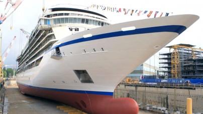 Fincantieri e Viking Ocean Cruises rafforzano la partnership: esecutivi i contratti per la 7° e 8° unità, esercitata l'opzione per la 9° e la 10°
