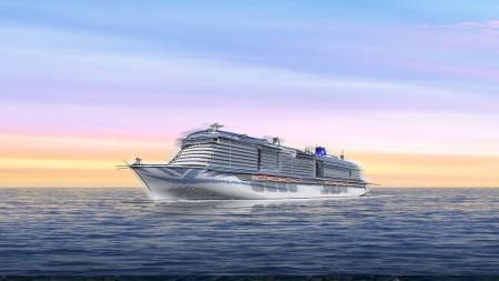 Carnival Corporation ordina una seconda maxi nave di nuova generazione per il brand P&O Cruises