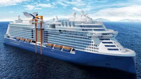 Celebrity Cruises: debutto anticipato per la nuova rivoluzionaria Celebrity Edge