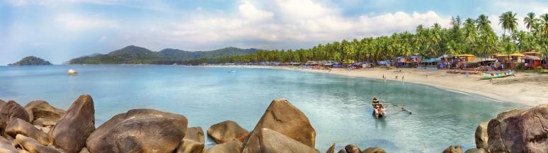 India, from Goa - Palolem Beach