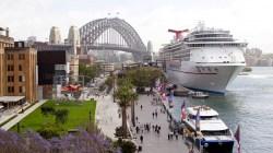 Crociere in Australia: Carnival Legend posizionata a Melbourne e Carnival Splendor in arrivo a Sydney nel 2019