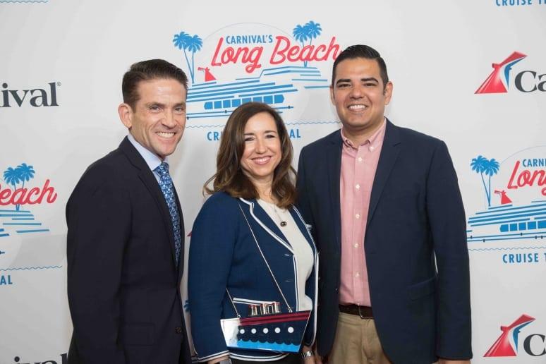 Long Beach Terminal Ceremony Red Carpet 2-10-18