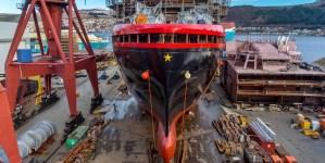 Hurtigruten acquisisce la totalità di Kleven Verft
