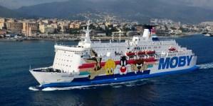 Con Moby in Corsica a partire da 1 euro